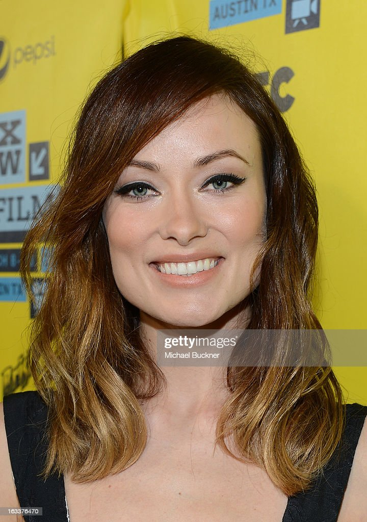 Actress Olivia Wilde arrives at the screening of 'The Incredible Burt Wonderstone' during the 2013 SXSW Music Film Interactive Festival at the...