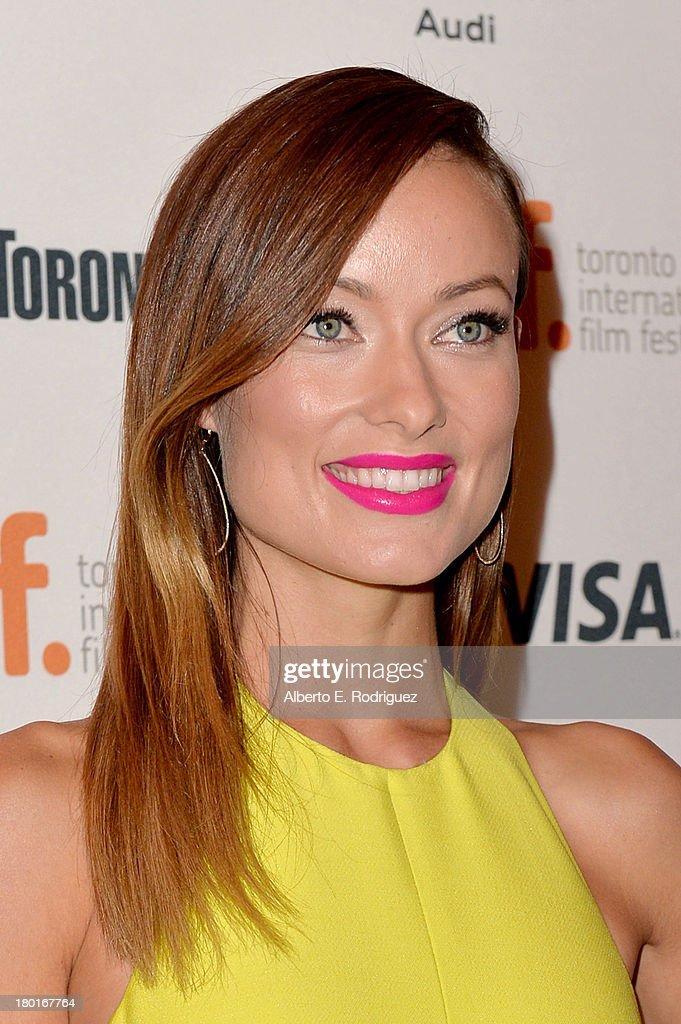 Actress Olivia Wilde arrives at the 'Third Person' Premiere during the 2013 Toronto International Film Festival at The Elgin on September 9, 2013 in Toronto, Canada.
