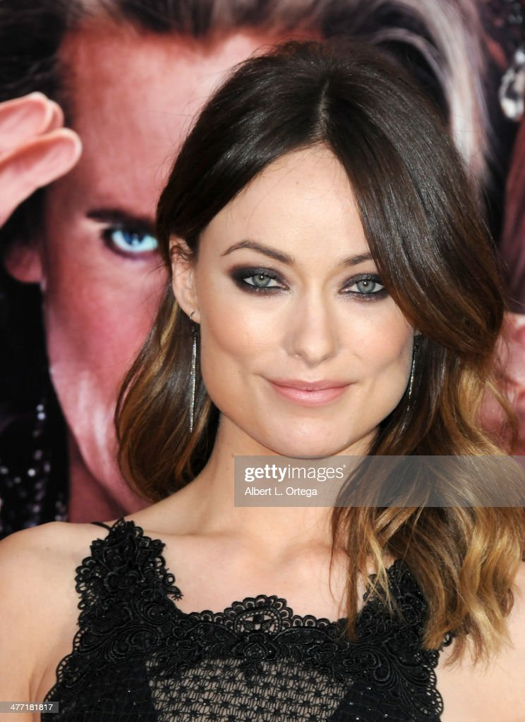 Actress <a gi-track='captionPersonalityLinkClicked' href=/galleries/search?phrase=Olivia+Wilde&family=editorial&specificpeople=235399 ng-click='$event.stopPropagation()'>Olivia Wilde</a> arrives for the Premiere of Warner Bros. Pictures' 'The Incredible Burt Wonderstone' held at the TCL Chinese Theater on March 11, 2013 in Hollywood, California.