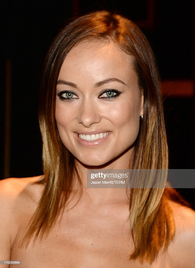 Actress Olivia Wilde attends Spike TV's Guys Choice 2013 at Sony Pictures Studios on June 8, 2013 in Culver City, California.