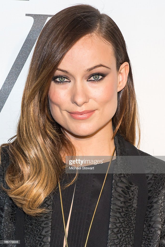 Actress <a gi-track='captionPersonalityLinkClicked' href=/galleries/search?phrase=Olivia+Wilde&family=editorial&specificpeople=235399 ng-click='$event.stopPropagation()'>Olivia Wilde</a> attends the 2013 DVF Awards at the United Nations on April 5, 2013 in New York City.