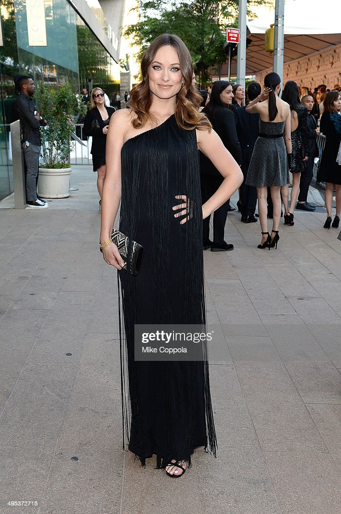 Actress <a gi-track='captionPersonalityLinkClicked' href=/galleries/search?phrase=Olivia+Wilde&family=editorial&specificpeople=235399 ng-click='$event.stopPropagation()'>Olivia Wilde</a> attends the 2014 CFDA fashion awards at Alice Tully Hall, Lincoln Center on June 2, 2014 in New York City.