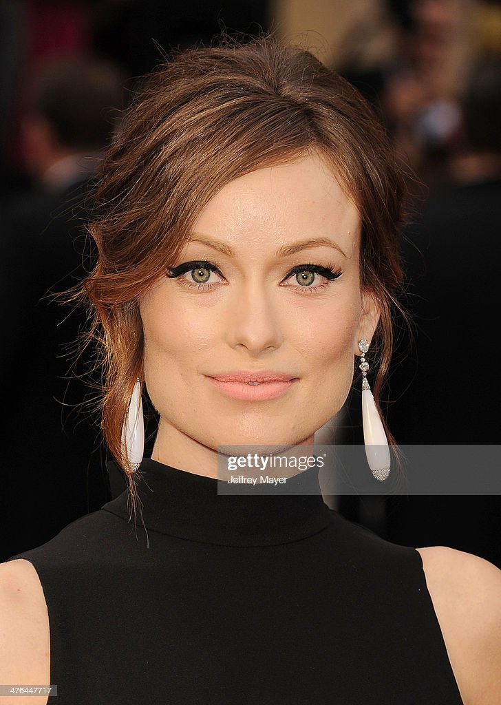 Actress Olivia Wilde attends the 86th Annual Academy Awards held at Hollywood Highland Center on March 2 2014 in Hollywood California