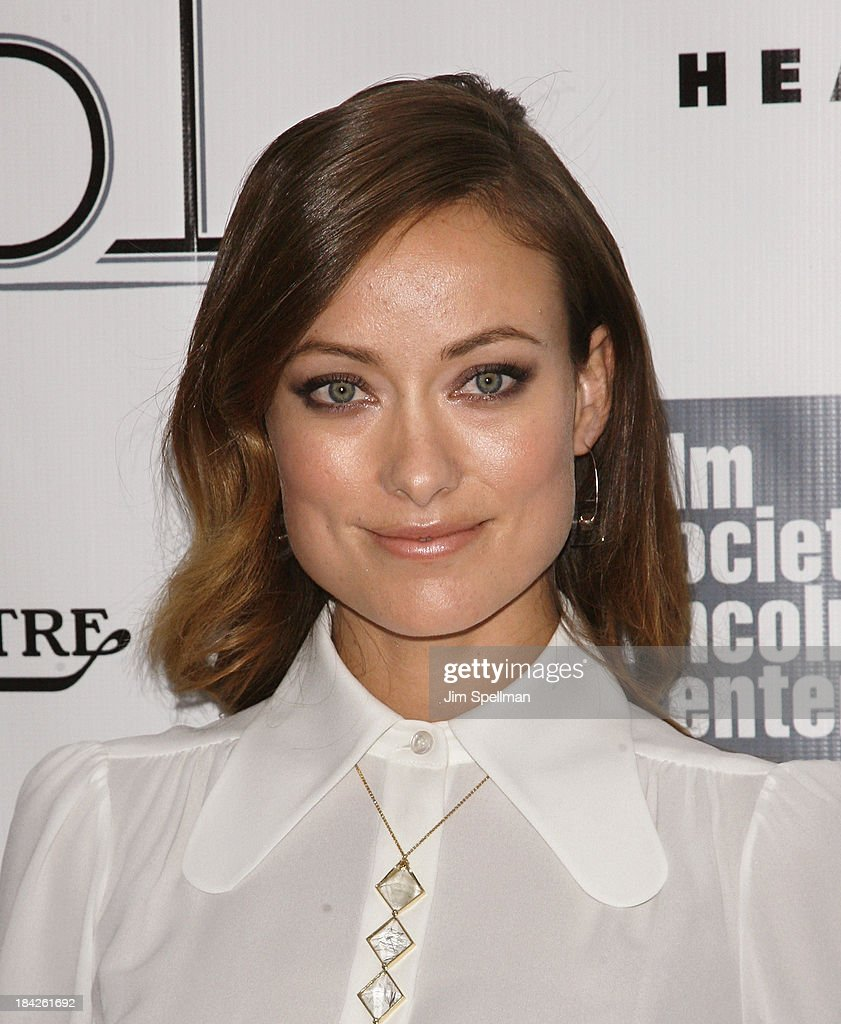 Actress Olivia Wilde attends the Closing Night Gala Presentation Of 'Her' during the 51st New York Film Festival at Alice Tully Hall at Lincoln Center on October 12, 2013 in New York City.