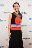 Actress Olivia Wilde attends The Headstrong Project's 3rd annual Words of War event at One World Trade Center on October 19 2015 in New York City