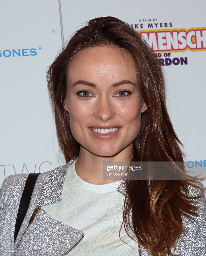 Actress <a gi-track='captionPersonalityLinkClicked' href=/galleries/search?phrase=Olivia+Wilde&family=editorial&specificpeople=235399 ng-click='$event.stopPropagation()'>Olivia Wilde</a> attends the New York premiere of 'The Legend Of Shep Gordon' at The Museum of Modern Art on May 29, 2014 in New York City.