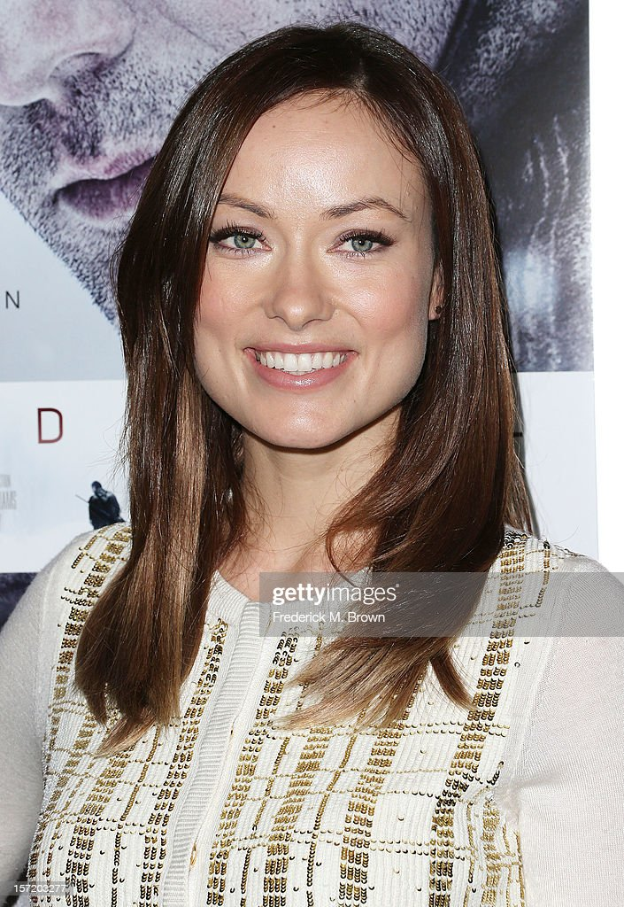 Actress <a gi-track='captionPersonalityLinkClicked' href=/galleries/search?phrase=Olivia+Wilde&family=editorial&specificpeople=235399 ng-click='$event.stopPropagation()'>Olivia Wilde</a> attends the Premiere of Magnolia Pictures' 'Deadfall' at the ArcLight Cinemas on November 29, 2012 in Hollywood, California.