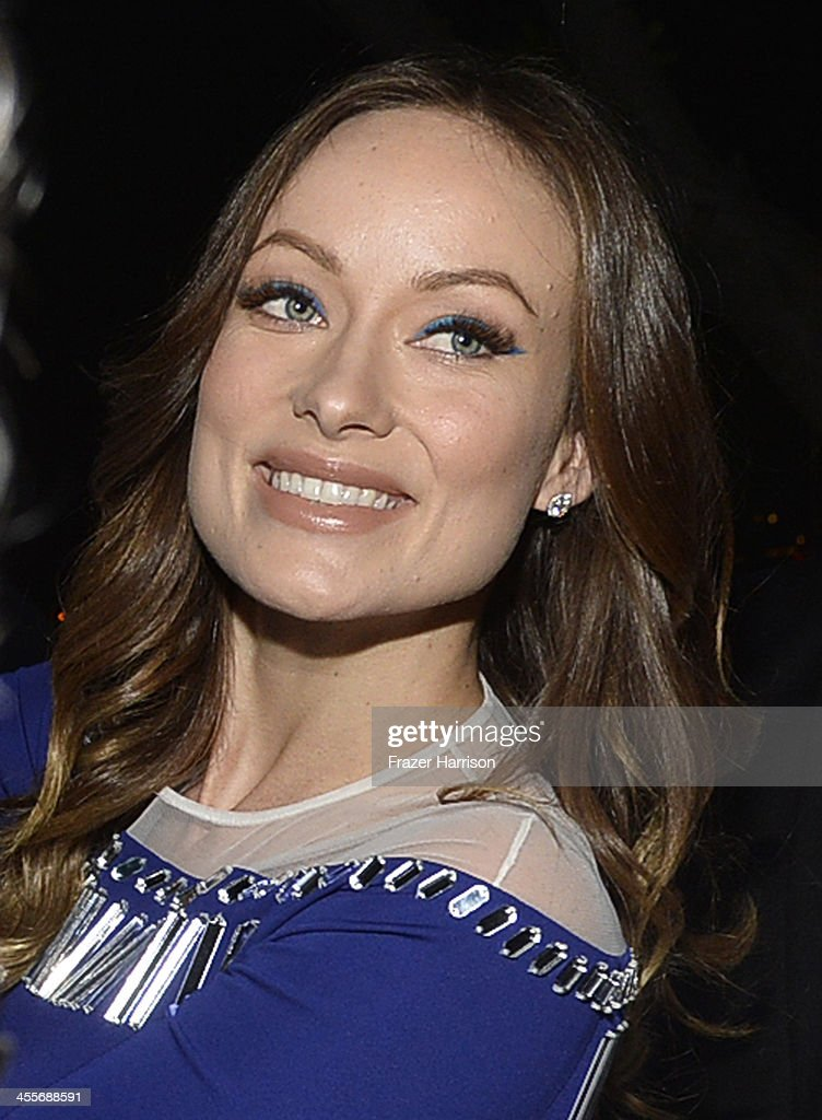 Actress Olivia Wilde attends the premiere of Warner Bros. Pictures 'Her' at DGA Theater on December 12, 2013 in Los Angeles, California.