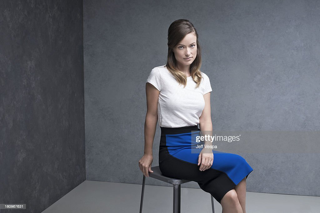 Actress <a gi-track='captionPersonalityLinkClicked' href=/galleries/search?phrase=Olivia+Wilde&family=editorial&specificpeople=235399 ng-click='$event.stopPropagation()'>Olivia Wilde</a> is photographed at the Toronto Film Festival on September 10, 2013 in Toronto, Ontario.