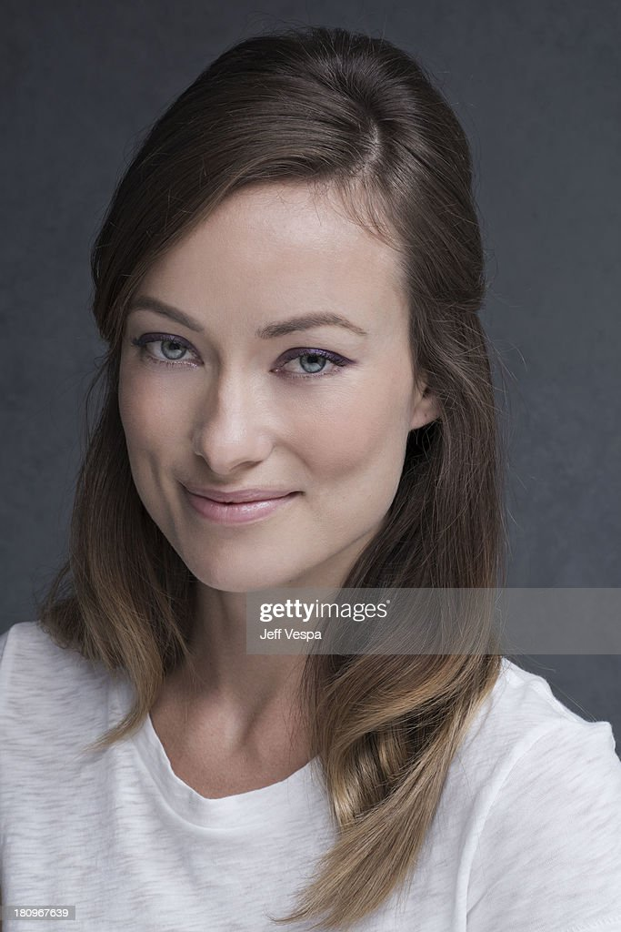 Actress Olivia Wilde is photographed at the Toronto Film Festival on September 10, 2013 in Toronto, Ontario.