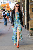 Actress Olivia Wilde is seen on June 9 2015 in New York City