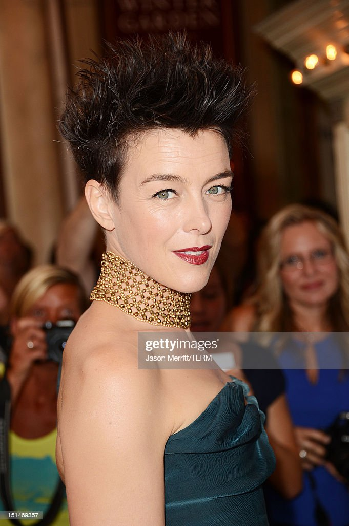 Actress Olivia Williams attends the 'Anna Karenina' premiere during the 2012 Toronto International Film Festival at The Elgin on September 7, 2012 in Toronto, Canada.
