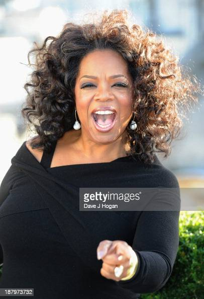 Actress Oprah Winfrey attends 'The Butler' photocall at the Corinthia Hotel London on November 14 2013 in London England
