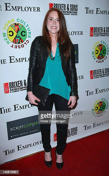 Actress Paige Howard arrives for the screening Of 'The Employer' at Regent Showcase Theatre on March 6 2012 in West Hollywood California