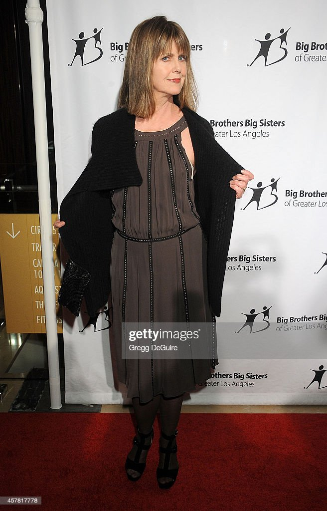 Actress Pam Dawber arrives at the Big Brothers Big Sisters Big Bash at The Beverly Hilton Hotel on October 24 2014 in Beverly Hills California