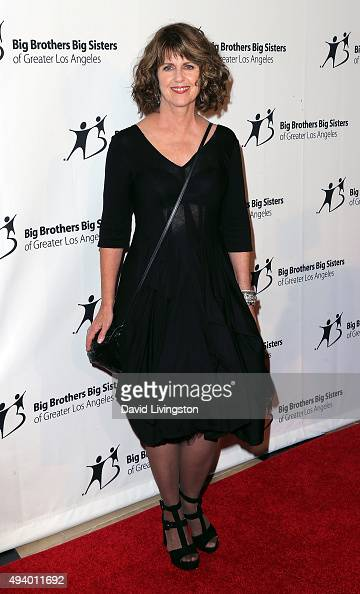 Actress Pam Dawber attends the 2015 Big Bash hosted by Big Brothers Big Sisters of Greater Los Angeles at The Beverly Hilton Hotel on October 23 2015...