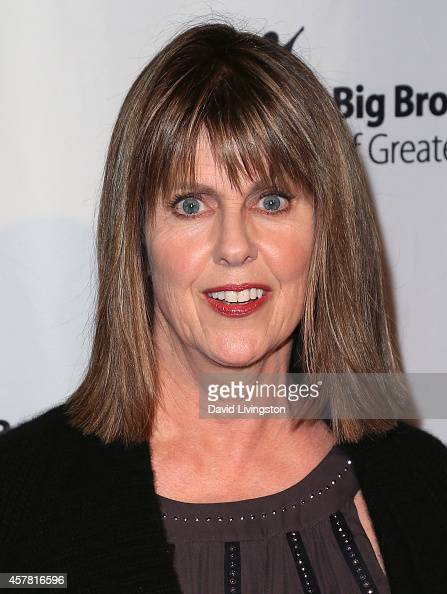 Actress Pam Dawber attends the Big Brothers Big Sisters Big Bash at the Beverly Hilton Hotel on October 24 2014 in Beverly Hills California