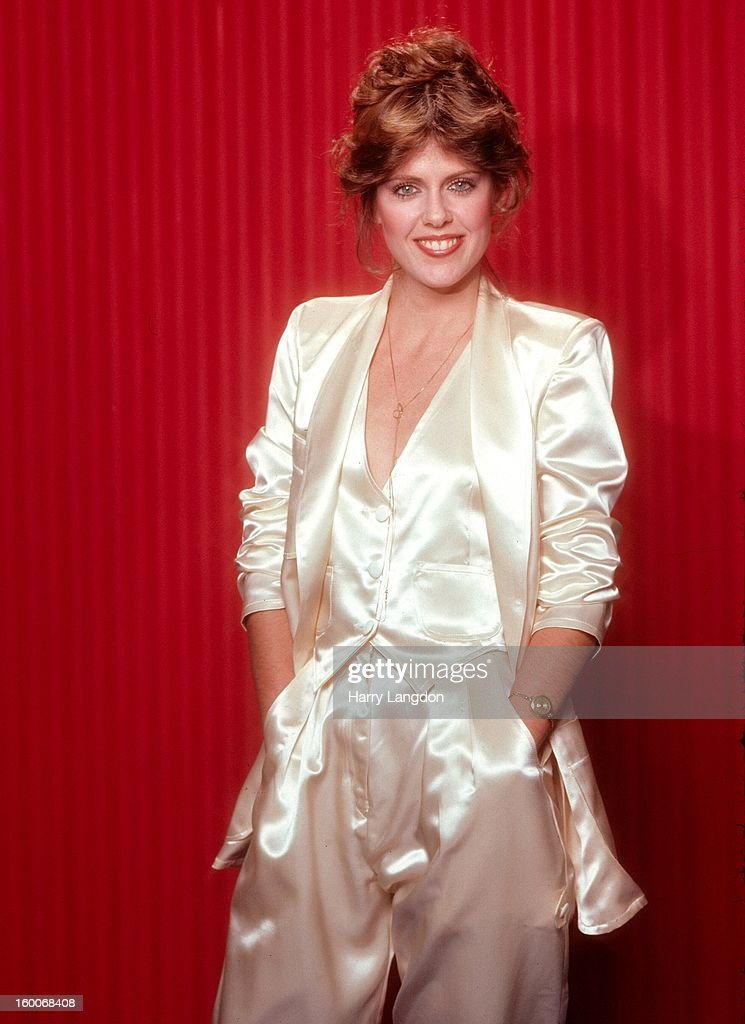 Actress Pam Dawber poses for a portrait 1978 in Los Angeles California