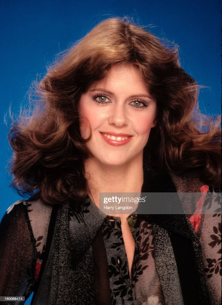 Actress Pam Dawber poses for a portrait in 1978 in Los Angeles California