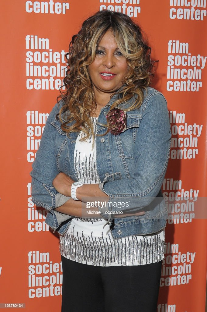 Actress Pam Grier attends 'Foxy, The Complete Pam Grier' Film Series at Walter Reade Theater on March 15, 2013 in New York City.