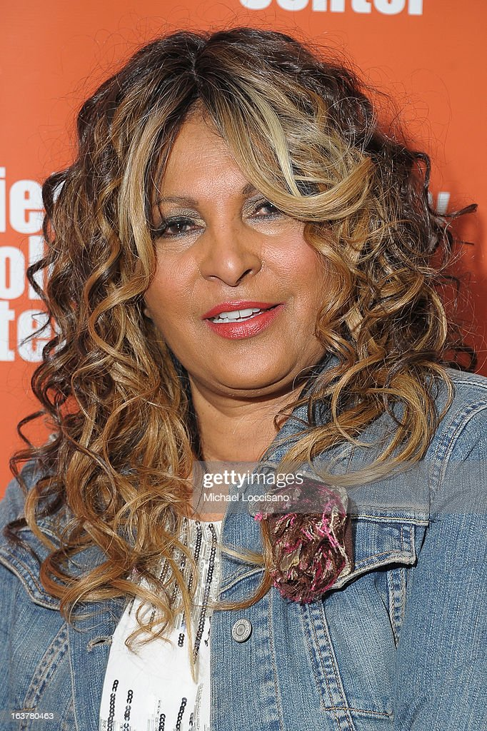 Actress <a gi-track='captionPersonalityLinkClicked' href=/galleries/search?phrase=Pam+Grier&family=editorial&specificpeople=227048 ng-click='$event.stopPropagation()'>Pam Grier</a> attends 'Foxy, The Complete <a gi-track='captionPersonalityLinkClicked' href=/galleries/search?phrase=Pam+Grier&family=editorial&specificpeople=227048 ng-click='$event.stopPropagation()'>Pam Grier</a>' Film Series at Walter Reade Theater on March 15, 2013 in New York City.