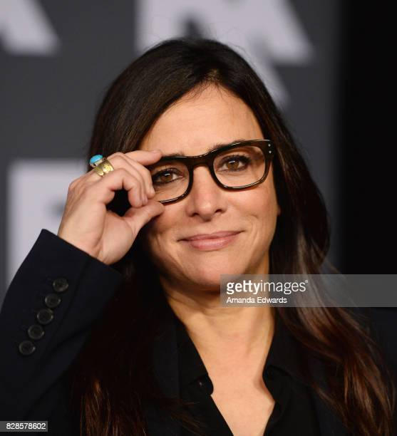 Actress Pamela Adlon attends the FX Networks 2017 Summer TCA Tour at The Beverly Hilton Hotel on August 9 2017 in Beverly Hills California