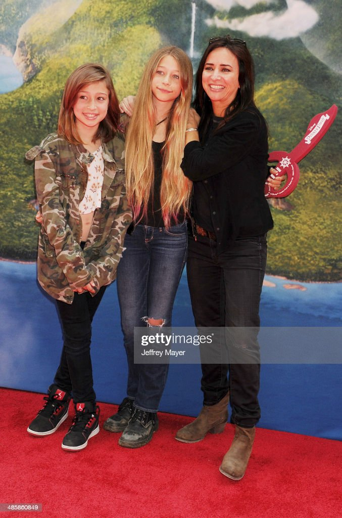 Actress <a gi-track='captionPersonalityLinkClicked' href=/galleries/search?phrase=Pamela+Adlon&family=editorial&specificpeople=798664 ng-click='$event.stopPropagation()'>Pamela Adlon</a> attends the premiere of DisneyToon Studios' 'The Pirate Fairy' at Walt Disney Studios on March 22, 2014 in Burbank, California.
