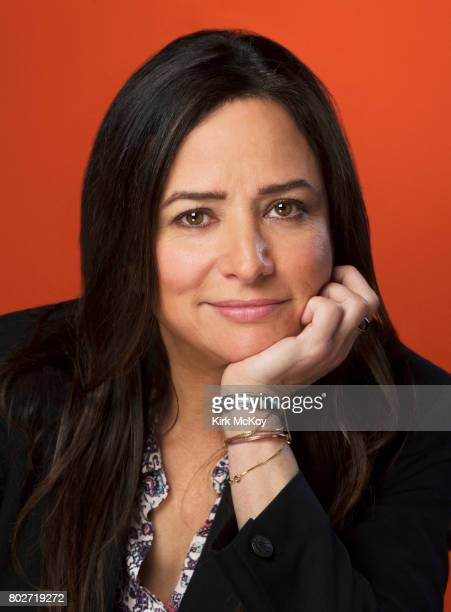 Actress Pamela Adlon is photographed for Los Angeles Times on June 19 2017 in Los Angeles California PUBLISHED IMAGE CREDIT MUST READ Kirk McKoy/Los...