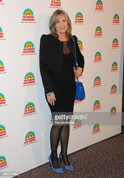 Actress Pamela Guest attends the Premiere of 'The M Word' at DGA Theater on April 2 2014 in Los Angeles California