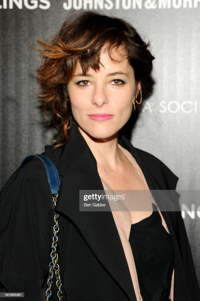 Actress <a gi-track='captionPersonalityLinkClicked' href=/galleries/search?phrase=Parker+Posey&family=editorial&specificpeople=213402 ng-click='$event.stopPropagation()'>Parker Posey</a> attends The Cinema Society and Johnston & Murphy host a screening of Sony Pictures Classics' 'Kill Your Darlings' at the Paris Theatre on September 30, 2013 in New York City.
