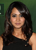 Actress Parminder Nagra attends the 'ER' finale party at Social Hollywood on March 28 2009 in Hollywood California