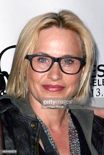 Actress Patricia Arquette attends the 2014 Indian Film Festival of Los Angeles opening night screening of 'Sold' held at the ArcLight Cinemas on...