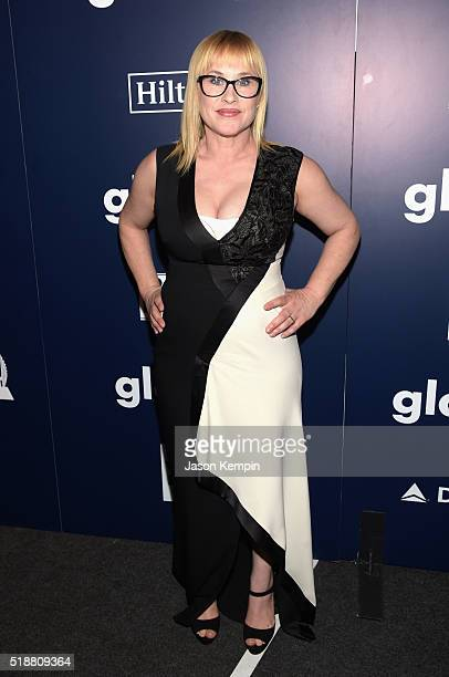 Actress Patricia Arquette attends the 27th Annual GLAAD Media Awards at the Beverly Hilton Hotel on April 2 2016 in Beverly Hills California