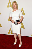 Actress Patricia Arquette attends the 87th Annual Academy Awards Nominee Luncheon at The Beverly Hilton Hotel on February 2 2015 in Beverly Hills...