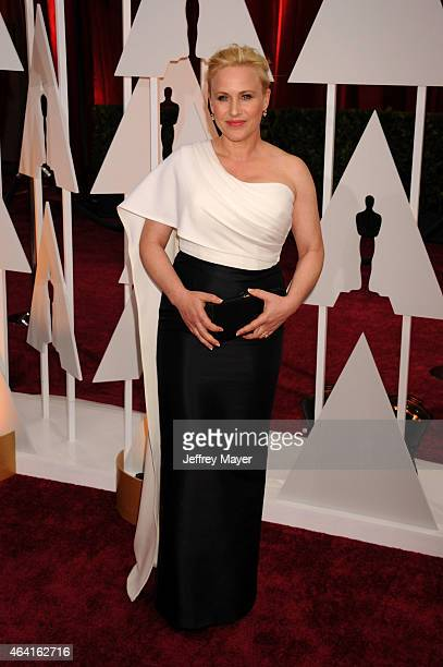 Actress Patricia Arquette attends the 87th Annual Academy Awards held at Hollywood Highland Center on February 22 2015 in Hollywood California