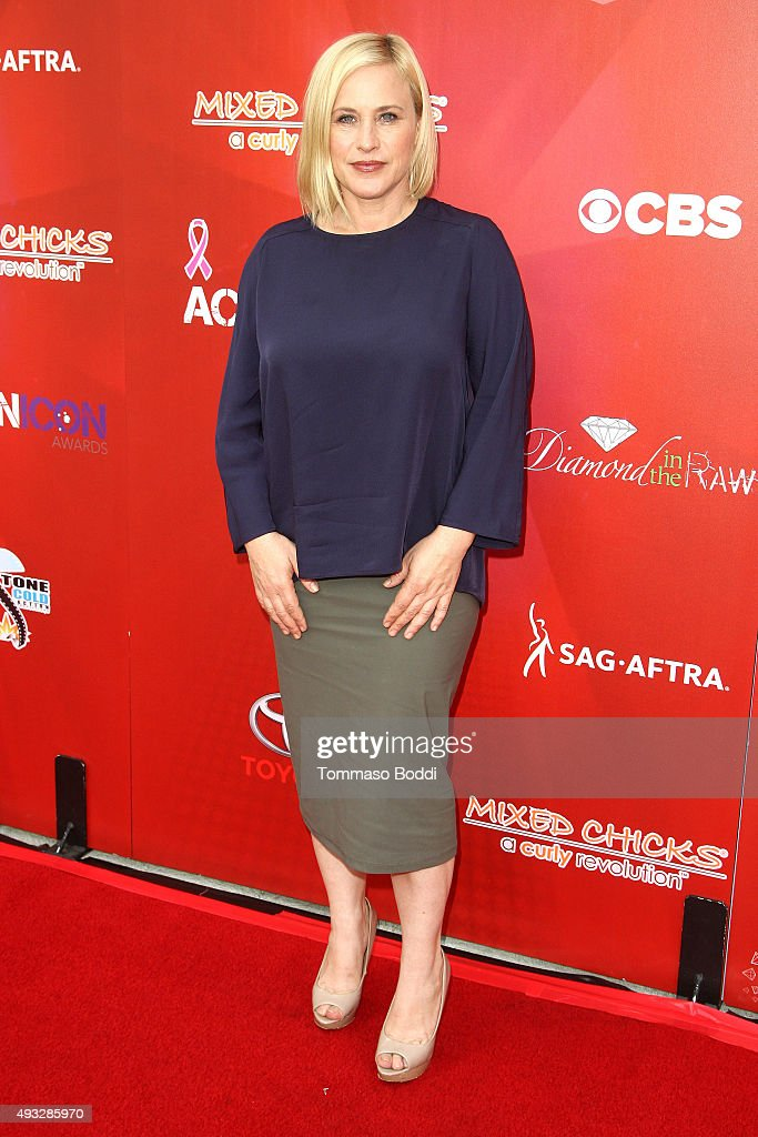 Actress Patricia Arquette attends the 8th Annual Action Icon Awards held at the Sheraton Universal on October 18 2015 in Universal City California