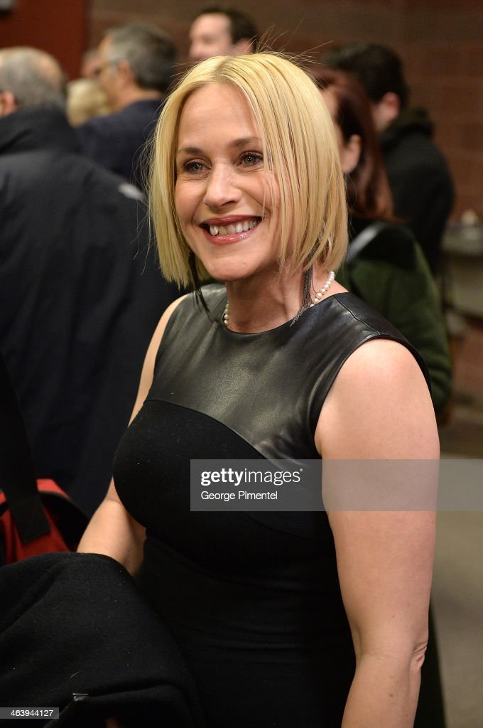 Actress <a gi-track='captionPersonalityLinkClicked' href=/galleries/search?phrase=Patricia+Arquette&family=editorial&specificpeople=206197 ng-click='$event.stopPropagation()'>Patricia Arquette</a> attends the 'Boyhood' premiere at Eccles Center Theatre during the 2014 Sundance Film Festival on January 19, 2014 in Park City, Utah.