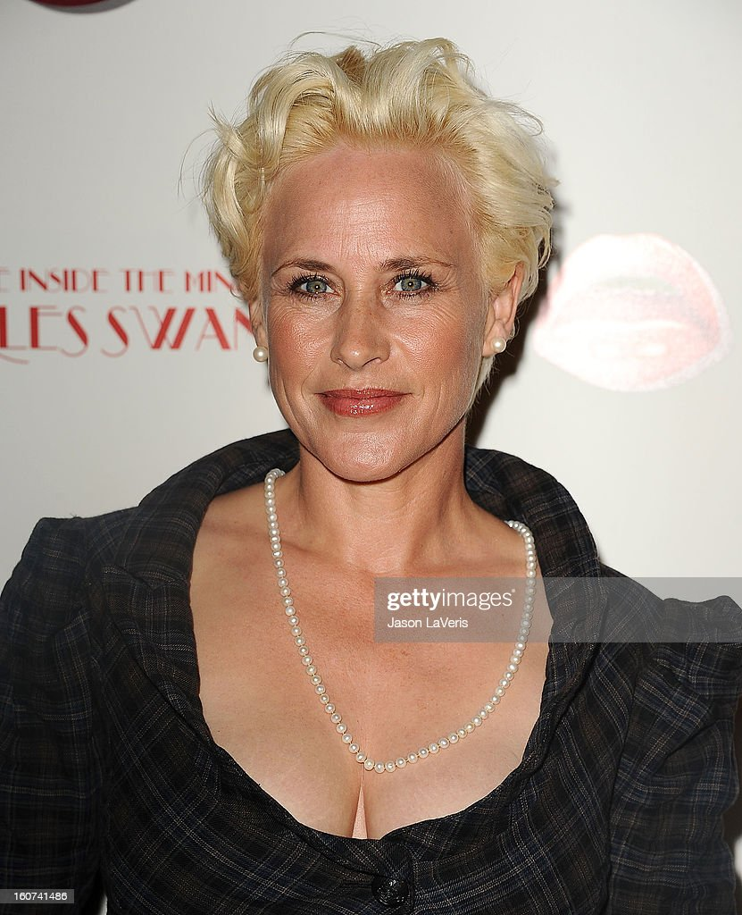 Actress Patricia Arquette attends the premiere of 'A Glimpse Inside The Mind Of Charlie Swan III' at ArcLight Hollywood on February 4, 2013 in Hollywood, California.