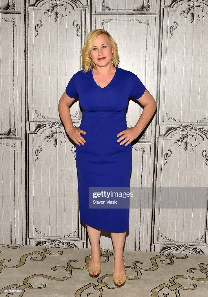 "AOL BUILD Presents: Patricia Arquette Discusses Her Role In ""CSI: Cyber"""