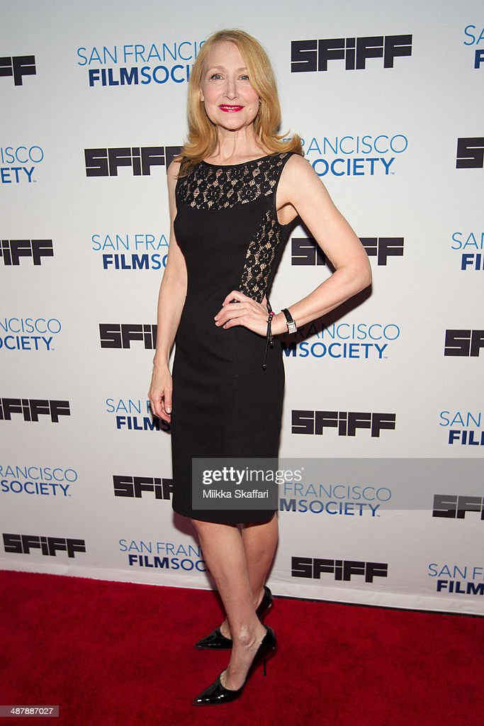 Actress <a gi-track='captionPersonalityLinkClicked' href=/galleries/search?phrase=Patricia+Clarkson&family=editorial&specificpeople=202994 ng-click='$event.stopPropagation()'>Patricia Clarkson</a> arrives at the premiere of 'Last Weekend' at San Francisco International Film Festival on May 2, 2014 in San Francisco, California.