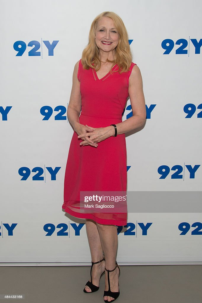 Actress <a gi-track='captionPersonalityLinkClicked' href=/galleries/search?phrase=Patricia+Clarkson&family=editorial&specificpeople=202994 ng-click='$event.stopPropagation()'>Patricia Clarkson</a> attends 92Y's Reel Pieces Series: 'Learning to Drive' at 92nd Street Y on August 18, 2015 in New York City.