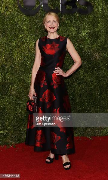 Actress Patricia Clarkson attends American Theatre Wing's 69th Annual Tony Awards at Radio City Music Hall on June 7 2015 in New York City