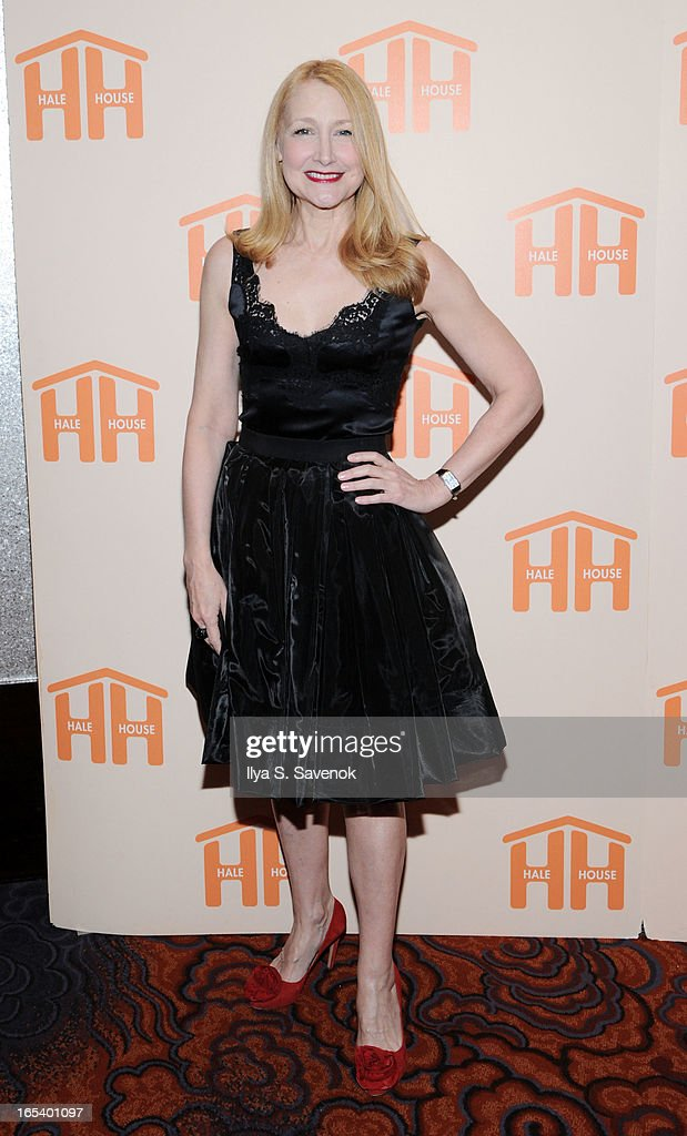 Actress Patricia Clarkson attends The 2013 Hale House Spring Gala at Mandarin Oriental Hotel on April 3, 2013 in New York City.