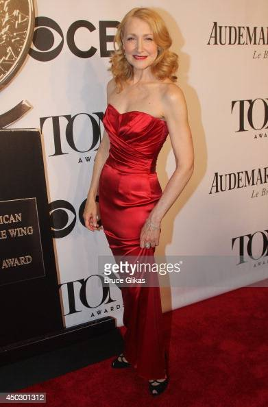 Actress Patricia Clarkson attends the American Theatre Wing's 68th Annual Tony Awards at Radio City Music Hall on June 8 2014 in New York City
