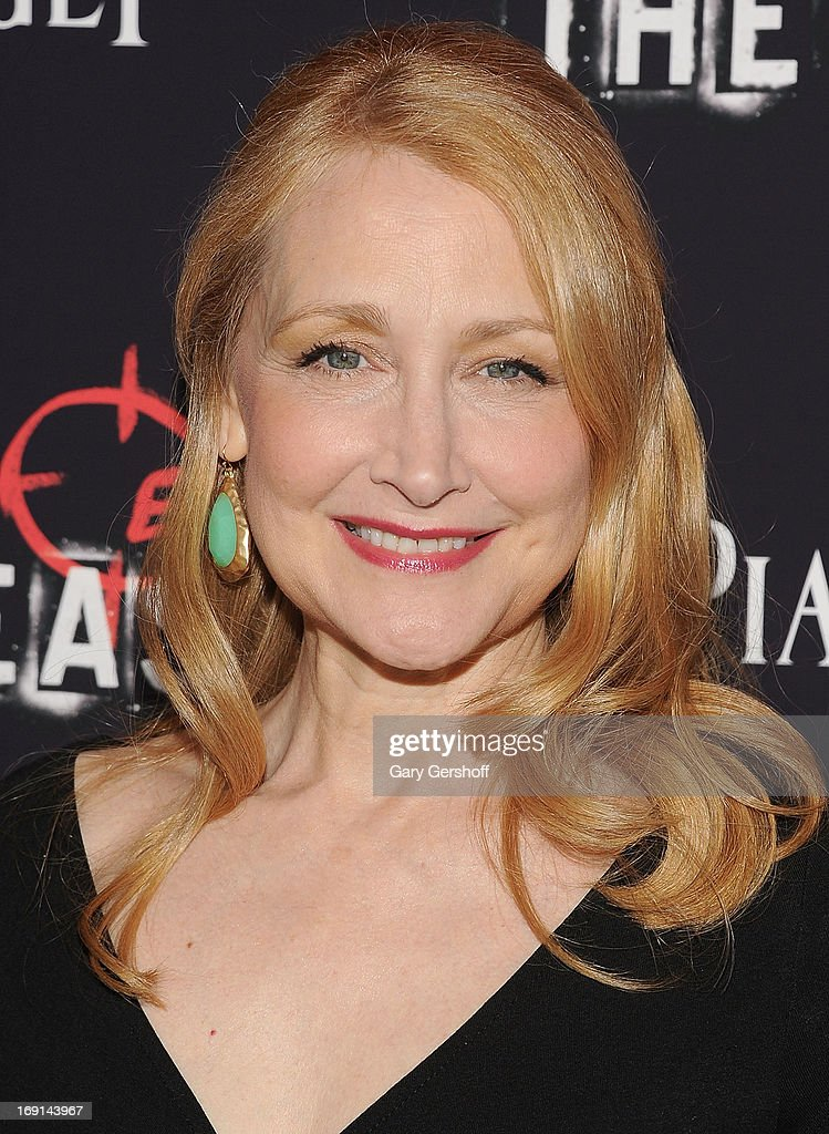 Actress Patricia Clarkson attends 'The East' premiere at Landmark's Sunshine Cinema on May 20, 2013 in New York City.