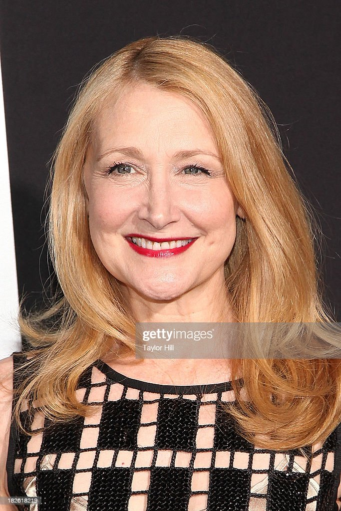 Actress Patricia Clarkson attends the 'Gravity' premiere at AMC Lincoln Square Theater on October 1, 2013 in New York City.