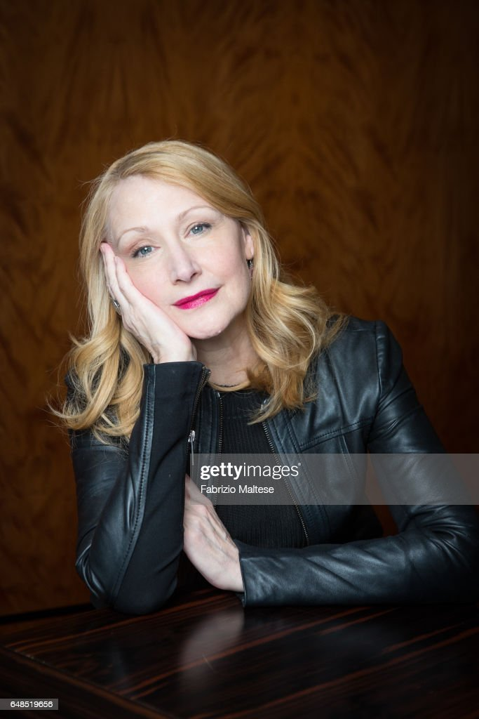 Actress Patricia Clarkson is photographed for The Hollywood Reporter on February 13, 2017 in Berlin, Germany.
