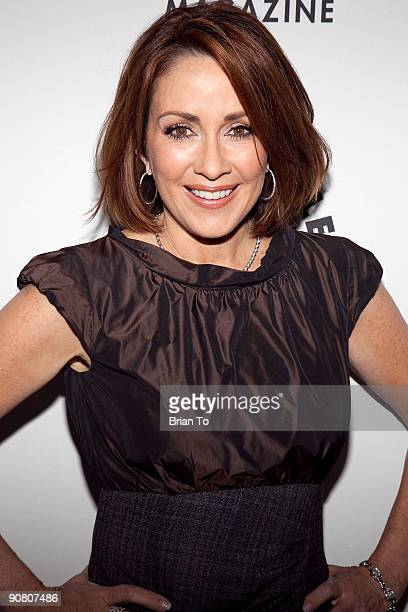 Actress Patricia Heaton arrives at PaleyFest Fall TV Preview Parties Presented By TV Guide Magazine ABC at The Paley Center for Media on September 15...