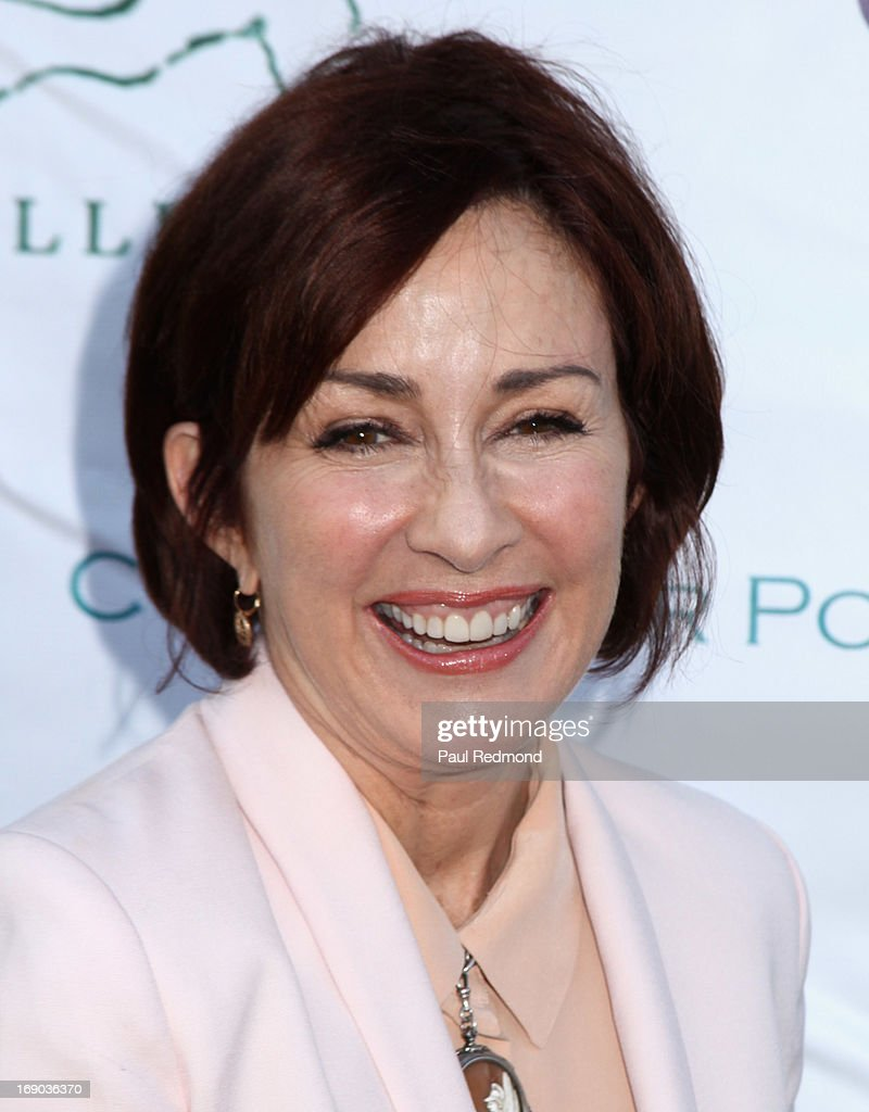 Actress <a gi-track='captionPersonalityLinkClicked' href=/galleries/search?phrase=Patricia+Heaton&family=editorial&specificpeople=173459 ng-click='$event.stopPropagation()'>Patricia Heaton</a> arrives at the 6th Annual Compton Jr. Posse Gala at Los Angeles Equestrian Center on May 18, 2013 in Los Angeles, California.