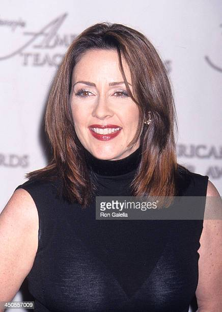 Actress Patricia Heaton attends Disney's 10th Annual American Teacher Awards on November 14 1999 at the Pantages Theatre in Hollywood California